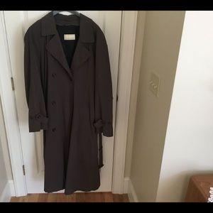 Evan Picone Men's trench coat